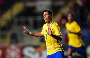 Ngược dòng thắng Đức, Brazil vào bán kết U17 thế giới