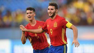 Tây Ban Nha loại đại diện châu Á cuối cùng, vào bán kết U17 thế giới