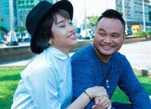 Diễn viên Vinh Râu kể chuyện tình yêu với nữ ca sĩ xinh đẹp