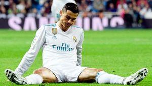 Ronaldo mờ nhạt, Real vẫn thắng đậm Eibar