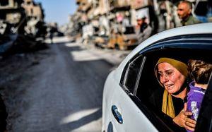 Cận cảnh 'thủ phủ' Raqqa sau khi thoát khỏi 'lưỡi hái tử thần' của IS