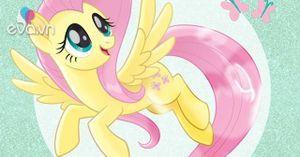 Pony bé nhỏ: Món quà gửi tặng các bé gái trong tháng 10