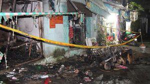 TP HCM: Cháy nhà trong đêm khuya, 6 người thương vong