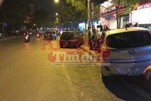 Thông tin chính thức vụ xe ô tô gây tai nạn liên hoàn tại phố Võ Thị Sáu tối 23-10