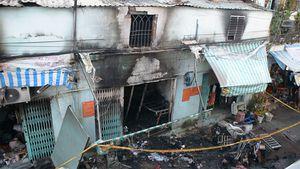 Bi kịch trong đám cháy khiến 6 người thương vong: Bà ngoại đã cố cứu cháu