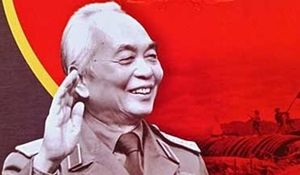 Những khoảnh khắc xúc động lễ tang Đại tướng Võ Nguyên Giáp 4 năm trước