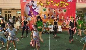 'Đêm hội trăng rằm' ở trụ sở 92 Nguyễn Du
