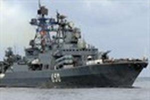 Tàu chiến Nga băng qua Thổ Nhĩ Kỳ, tiến về Ukraine