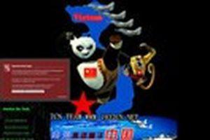 Hacker Trung Quốc ồ ạt tấn công mạng VN