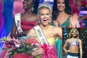 Hotgirl 'sáu múi' đăng quang Miss Teen USA 2016