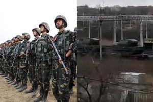 Vì đâu Nga đưa vũ khí, Trung Quốc đưa binh tiến về sát biên giới Triều Tiên?