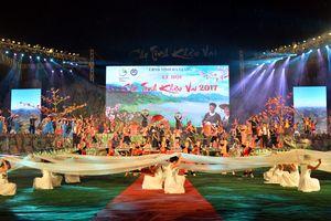 Khai mạc lễ hội Chợ tình Khâu Vai - Tôn vinh nét đẹp văn hóa đặc sắc