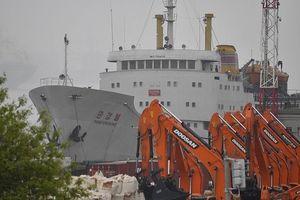 Tuyến tàu biển đầu tiên Triều Tiên - Nga đi vào hoạt động