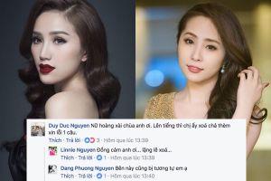 Quỳnh Nga bị quản lý cũ của Hari Won 'tố' dùng hình ảnh không xin phép