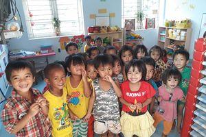 Chương trình 'Uống sữa – Vận động – Khỏe mạnh' tại các trường đèn Đom Đóm