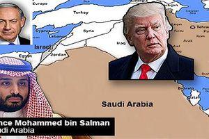 Saudi Arabia thay thái tử, Mỹ tiếp tục thống trị Trung Đông