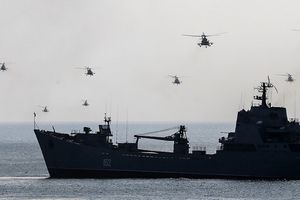 Nga thúc đẩy quân sự tại 'điểm nóng' Bắc Cực
