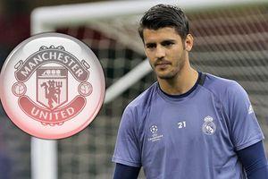 Trùm Perez 'cởi trói' Morata sang MU, Costa trả đũa Conte
