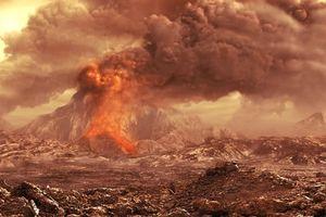 Kinh hoàng những vụ phun trào của các siêu núi lửa tưởng chừng như tận thế trong lịch sử