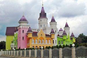 Trường mẫu giáo như lâu đài cổ tích ở Nga