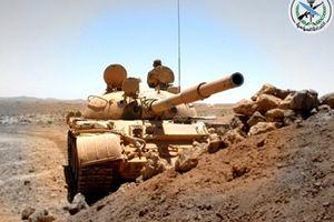 Phiến quân IS bị đánh tơi tả ở miền trung Syria
