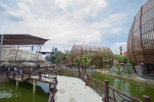 Thêm địa điểm vui chơi mới tại Hà Nội