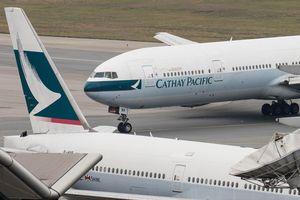 Cathay Pacific báo lỗ 262 triệu USD trong nửa đầu năm 2017