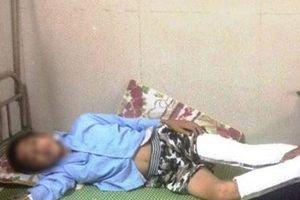 Hoảng sợ vì bị cô giáo thu điện thoại, nam sinh nhảy từ tầng 3 xuống đất
