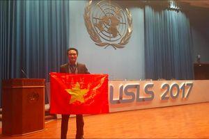 Đại học Tân Tạo – Đại diện Việt Nam tham gia diễn đàn USLS