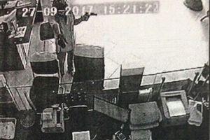 Vụ cướp ngân hàng lấy hơn 200 triệu qua lời kể nhân viên bảo vệ