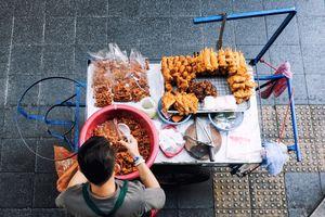 Những món ngon vỉa hè phải thử khi đến Thái Lan