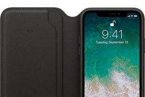 Case iPhone X cao cấp nhất của Apple giá bao nhiêu?