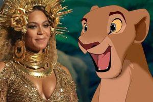 Beyoncé chính thức tham gia bom tấn 'Vua sư tử'