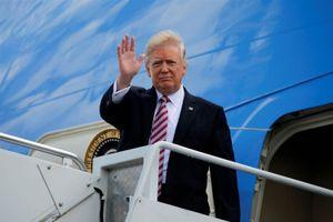 Công du châu Á, Tổng thống Trump nỗ lực trấn an khu vực