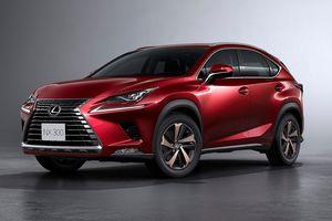 Ra mắt chiếc SUV hạng sang Lexus NX 300 mới