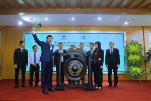 Văn Phú Invest chính thức niêm yết 160 triệu cổ phiếu trên sàn HNX