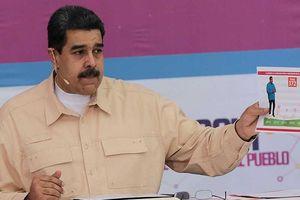 Venezuela dùng tiền ảo để phá vòng vây