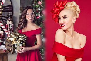 Thiên thần nội y và dàn mỹ nhân tưng bừng đón Giáng sinh