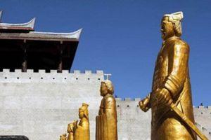 Vì sao Tần Thủy Hoàng đúc 12 tượng người bằng đồng khổng lồ?