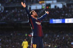 Real Madrid 0-3 Barcelona: Messi ghi bàn và kiến tạo