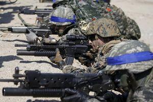 Mỹ - Hàn hoãn tập trận sau khi Triều Tiên muốn đối thoại