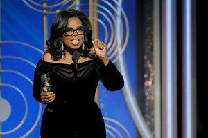 Nữ hoàng truyền hình Oprah Winfrey tranh cử tổng thống Mỹ?