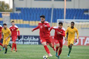 Syria - đối thủ của U.23 Việt Nam: Niềm tin dân tộc nơi đội bóng lạ kỳ