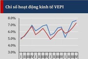 TCTK nói tăng trưởng 7,65% nhưng kết quả VEPR tính chỉ 7,28%