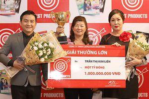 3 khách hàng ở 3 miền trúng các giải thưởng giá trị của Best Products