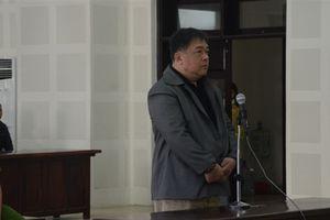 Xử vụ dọa giết Chủ tịch Đà Nẵng: Ông Thơ vắng mặt