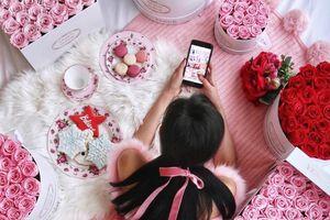 'Hoa hồng vĩnh hằng' giá 39 USD một bông