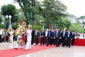 Bình Định tổ chức Lễ kỷ niệm 229 năm chiến thắng Ngọc Hồi- Đống Đa