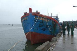 Tước vĩnh viễn giấy phép hành nghề tàu cá vi phạm vùng biển nước ngoài