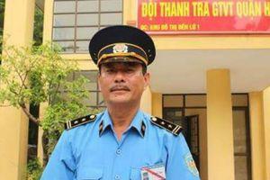 Xử lý xe khách vi phạm, Đội trưởng Đội TTGT quận Hoàng Mai kêu 'khó'!